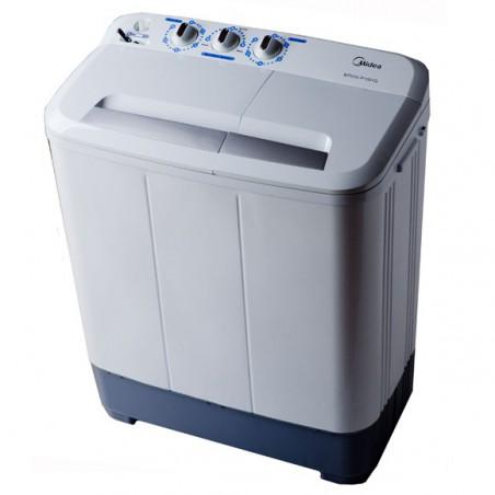 Machine à laver semi automatique MIDEA 8 kg MTD80