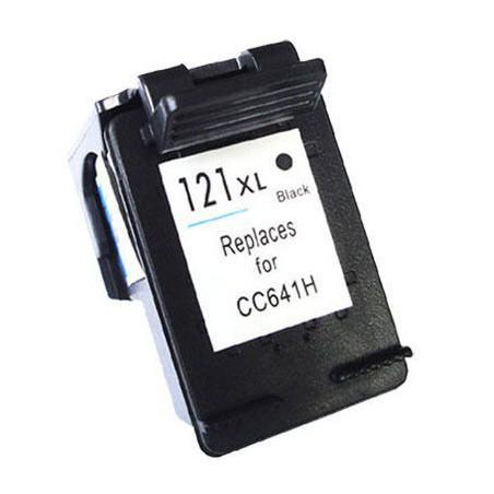 Cartouche adaptable HP 121XL Noir