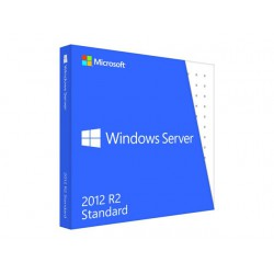 Microsoft Windows Server 2012 Standard R2 OEM 64 bits (français)