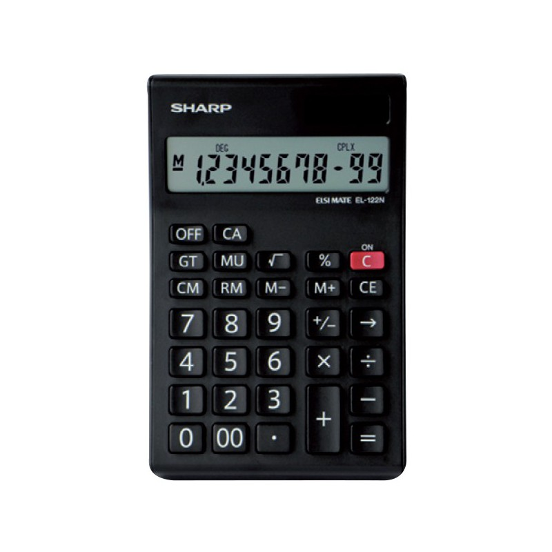Calculatrice Sharp EL-122N