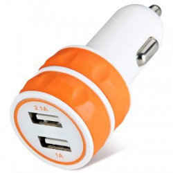 Chargeur Allume Cigare pour Smartphone / Tablette