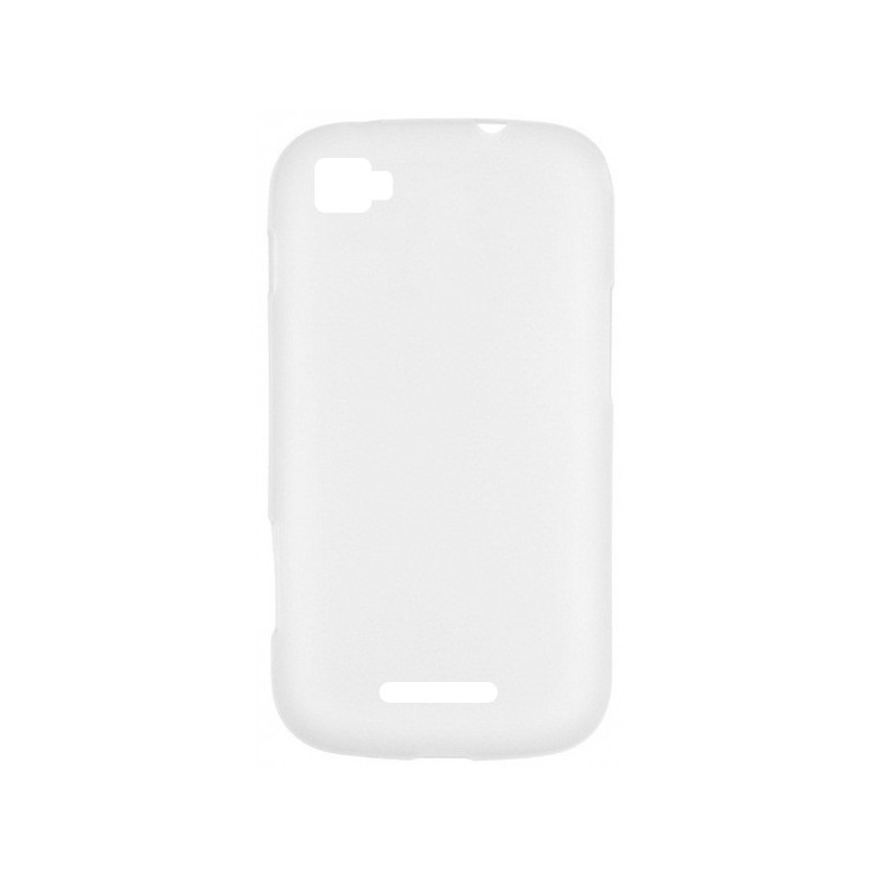 Coque en Silicone Pour Evertek EverVivid Q50 Transparent