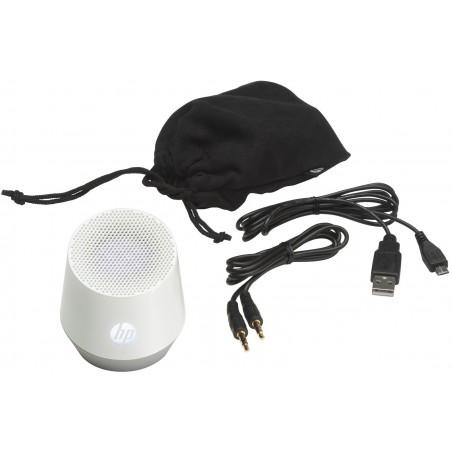 Haut-parleur portable HP Mini S4000 / Blanc