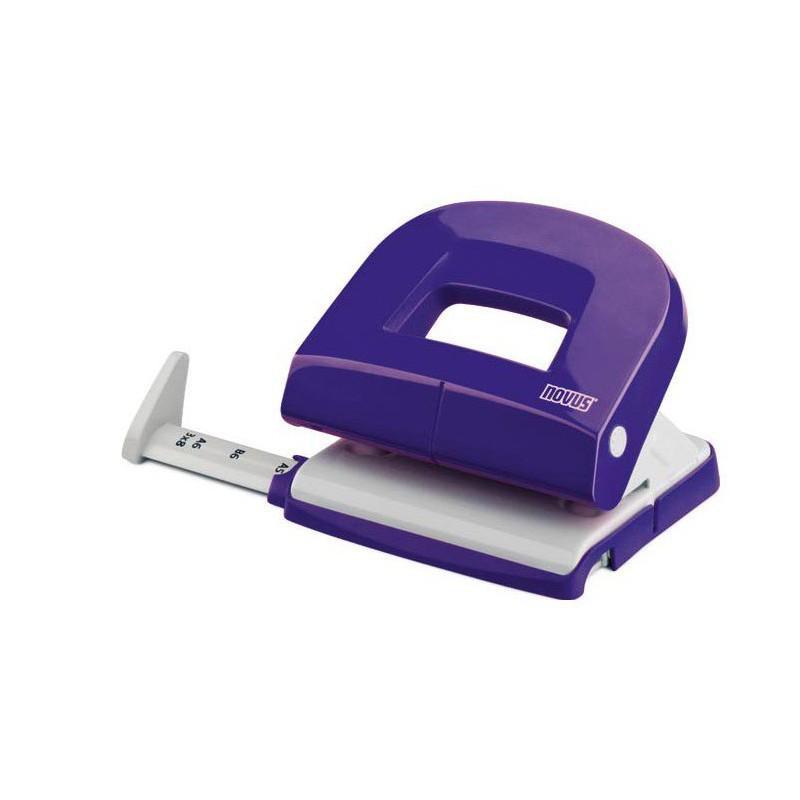Perforatrice Novus E216 Fresh / Violet