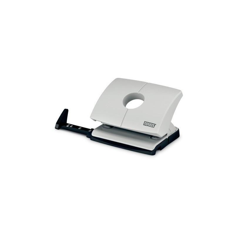 Perforateur de table Novus B216 / Gris