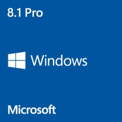 Microsoft Windows 8.1 Professionnel 64 bits / Multi- langue
