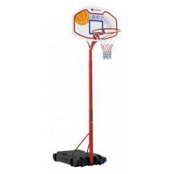 Panier de basket-ball sur pied Detroit Garlando