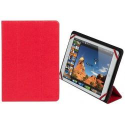 """Etui double-face pour tablette 10.1"""" Rouge/Noir"""