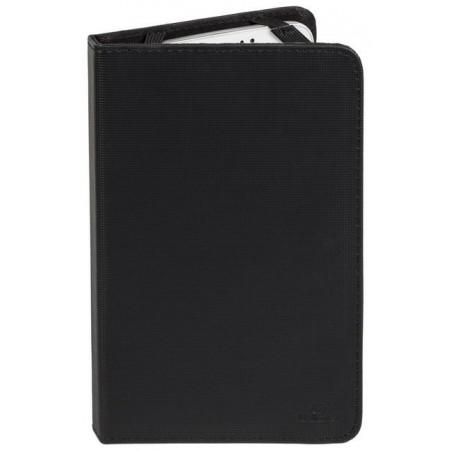"""Etui pliant avec support béquille pour tablette 7"""" / Noir"""