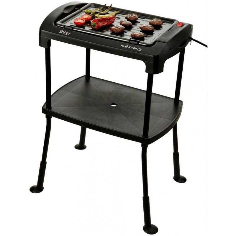 Barbecue Électrique sur pieds SINBO / 2000W