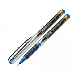 Stylo Roller à encre liquide Schneider Xtra Hybrid / Bleu