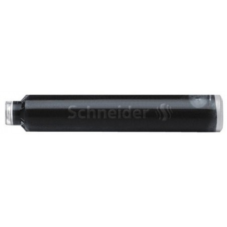 Cartouche d'encre Noir Schneider 6601