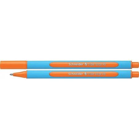 Stylo à bille Schneider Slider Edge XB / 1.4 mm / Orangé