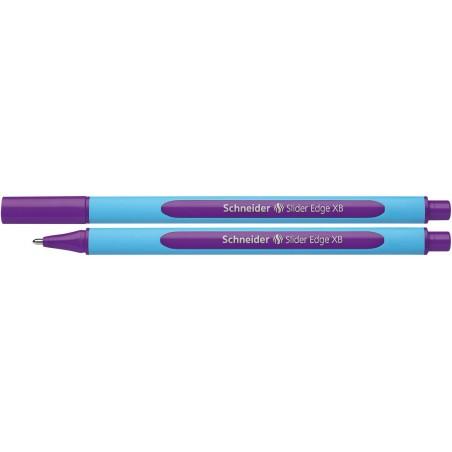 Stylo à bille Schneider Slider Edge XB / 1.4 mm / Violet