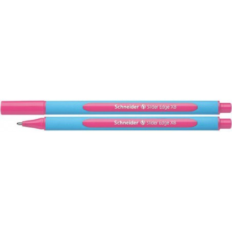 Stylo à bille Schneider Slider Edge XB / 1.4 mm / Rose
