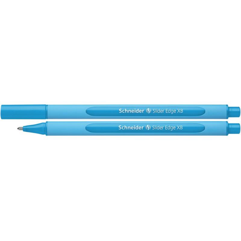 Stylo à bille Schneider Slider Edge XB / 1.4 mm / Bleu clair