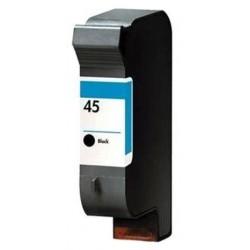 Cartouche adaptable HP 45 Noir