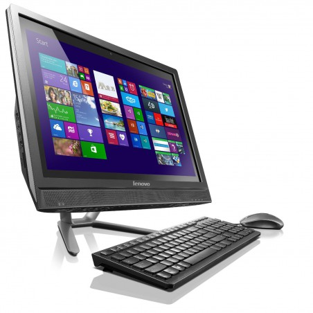 Pc de Bureau Lenovo All-in-One C460 Tactile / Noir