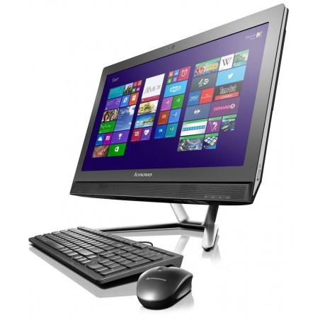 Pc de Bureau Lenovo All-in-One C460 Tactile / Noir