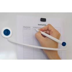 Stylo à bille Schneider Klick-Fix-Pen / Bleu
