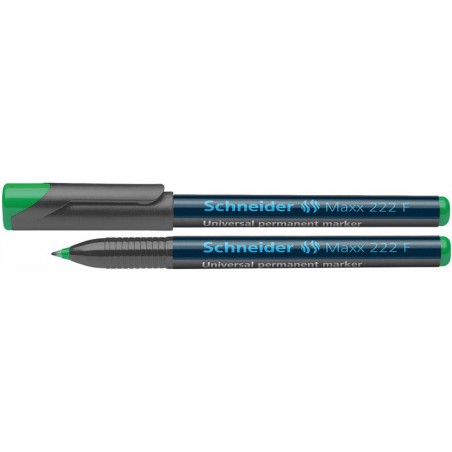 Marqueur Permanent Schneider Maxx 222 F / Vert