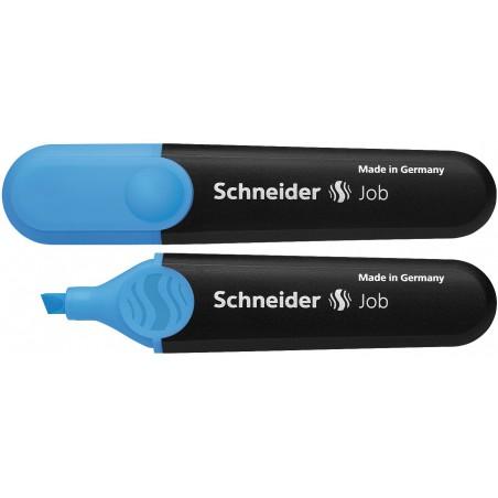 Surligneur Schneider Job / Bleu