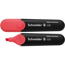 Surligneur Schneider Job / Rouge