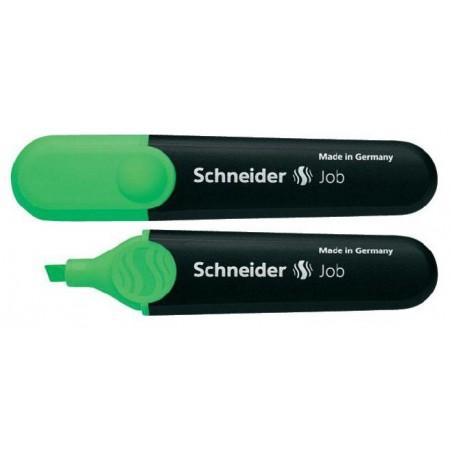 Surligneur Schneider Job / Vert