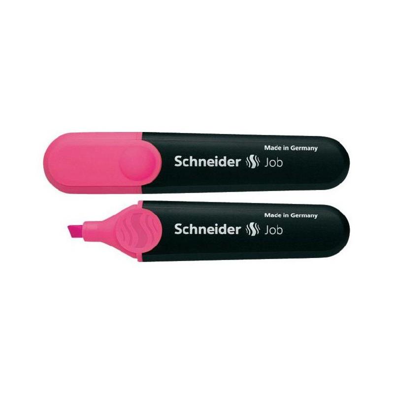 Surligneur Schneider Job / Rose