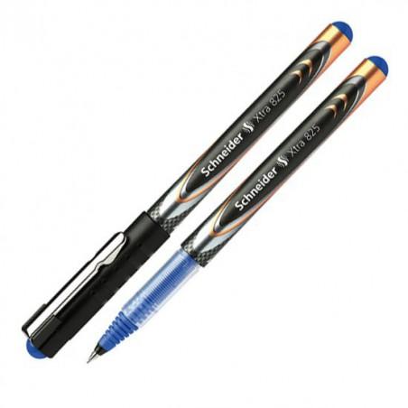 Stylo Roller à encre liquide Schneider Xtra 825 / 0.5 mm / Bleu