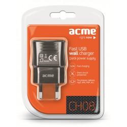 Chargeur secteur USB ACME CH08