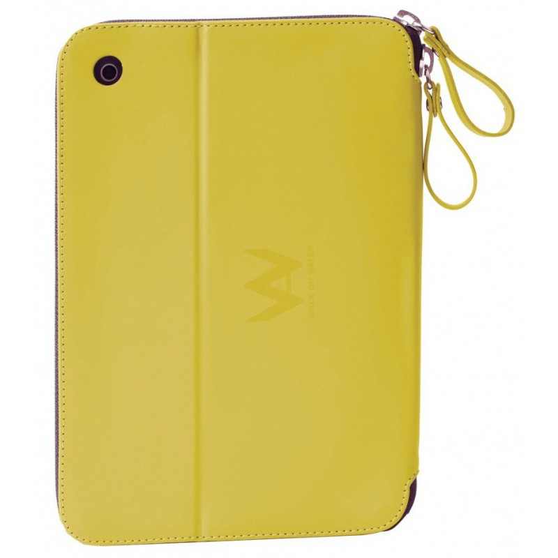 Etui Krusell pour iPad mini Rétina / Jaune