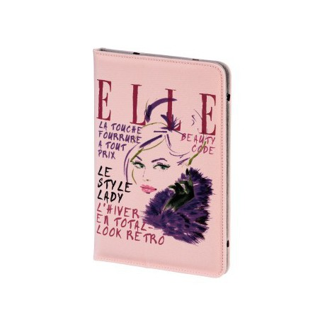"Etui Hama ELLE ""Lady in Pink"" pour tablette 7"" / Rose"