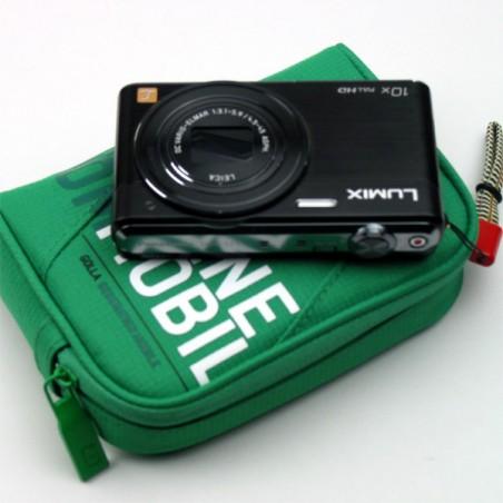 Etui Golla G997 Todd Vert taille L pour Appareil Photo Numérique / Mini-Caméscope