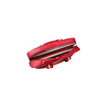 """Malette pour Pc Portable Krusell Gaie 16"""" Rouge"""