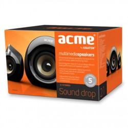 Haut parleur Multimédia ACME SS206 / Noir