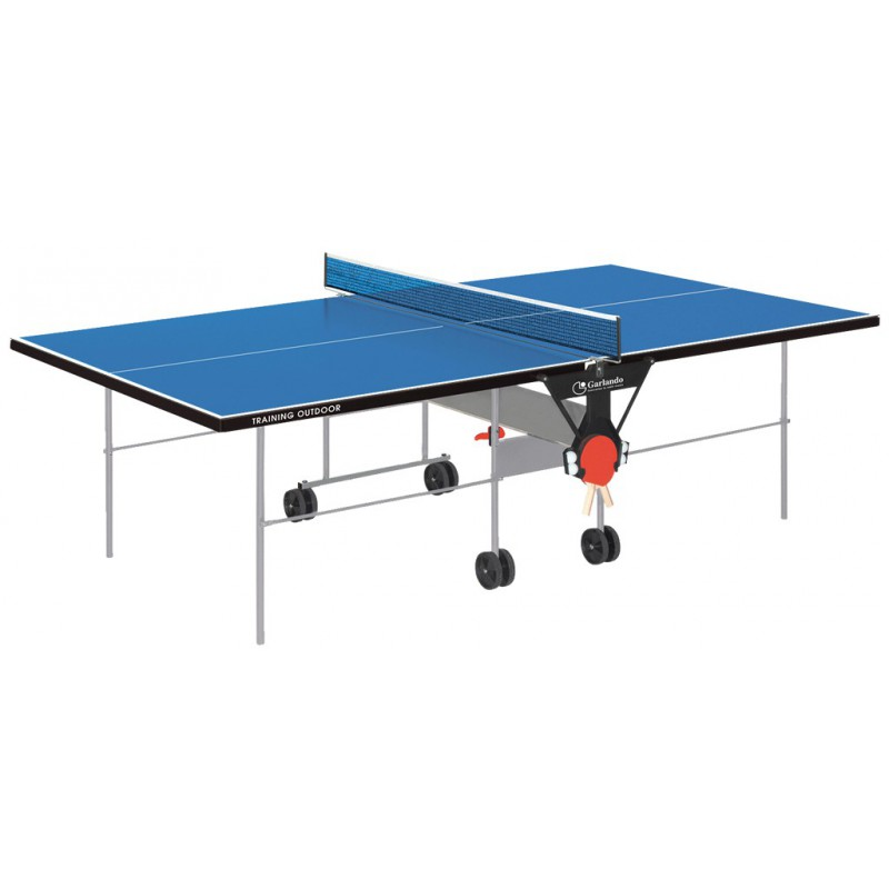 Table ping pong garlando int rieur for Table de ping pong interieur