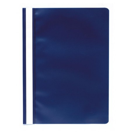 Chemise de présentation à lamelles - A4 / Bleu