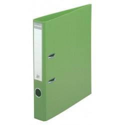 Classeur à levier PVC A4 dos de 50mm / Vert