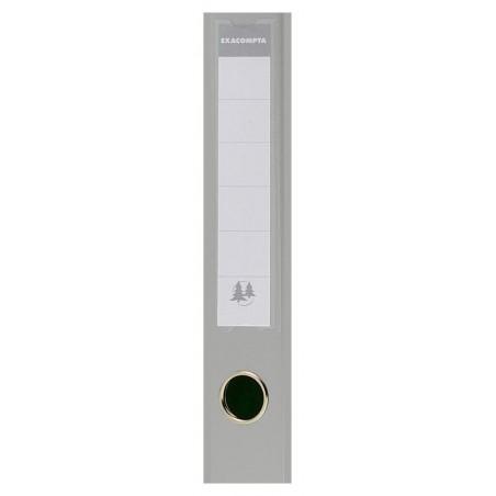 Classeur à levier PVC A4 dos de 70mm / Gris