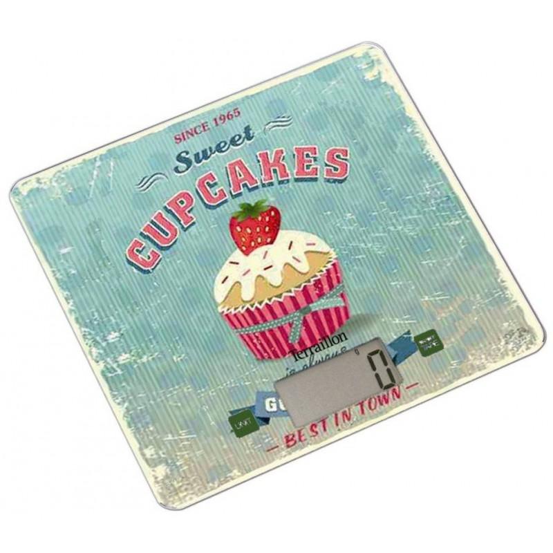 Balance de cuisine TERRAILLON T1040 Good cupcake / 3 Kg