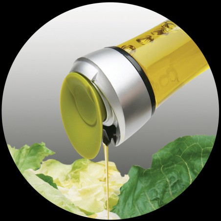 Bouteille d'huile ou vinaigre
