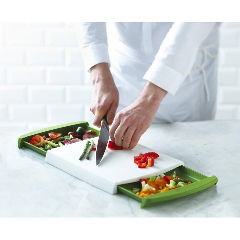 Planche d couper chop 39 n clear - Planche a decouper cuisine ...