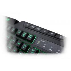Clavier Gaming réctro-éclairé Keep Out F90S