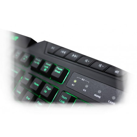 Clavier Gaming réctro-éclairé Keep Out F90S