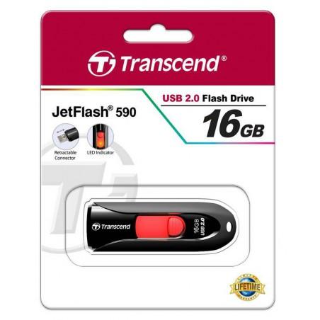 Clé USB Transcend JetFlash 590 / 16 Go