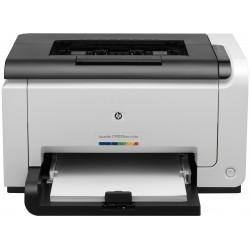 Imprimante HP LaserJet Pro CP1025nw Couleur Sans Fil
