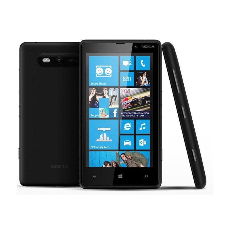 nokia lumia 820 noir 4g lte windows phone tunisie