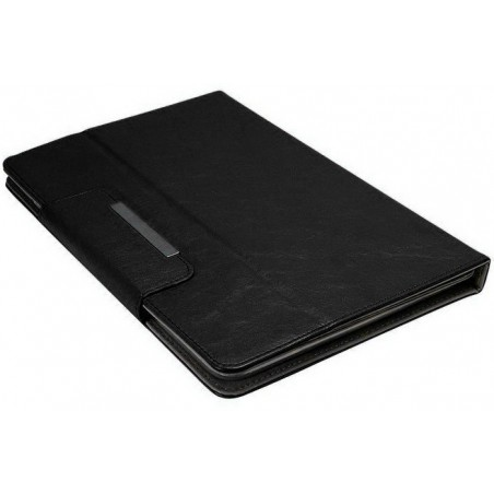 """Etui en cuir pour tablette 8"""" Noir"""
