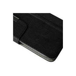 """Etui en cuir pour tablette 7"""" Noir"""